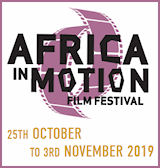 Africa in Motion Film Festival Oct 25 - Nov 3, 2019 - Edinburgh, UK