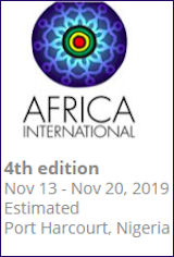 4th Africa International Film Festival - Nov 13-20, 2019- Port Harcourt, Nigeria