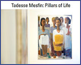 Tadesse Mesfin - Online exhibition