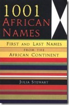 1001 African names