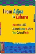 From Adjoa to Zahara