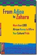 From Adjoa to Zahara