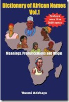 Dictionary of African Names