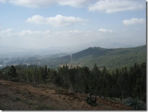 Addis from Entoto Mnts
