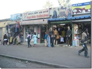 Addis Ababa street