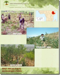 Eden Reforestation Projects - Ethiopia