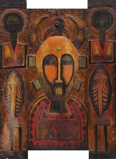 Zerihun Yetmgeta / Untitled 1991