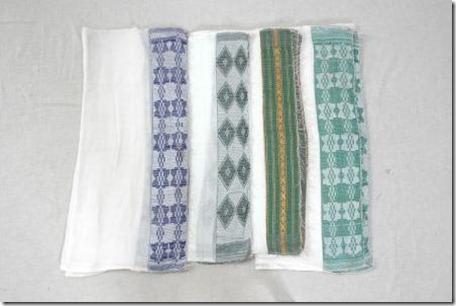 Textiles of Ethiopia: Netela and Gabi Road to Ethiopia - Camino a