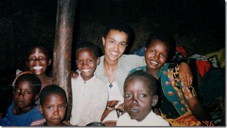 Dr. Mehret Mandefro in Ethiopia