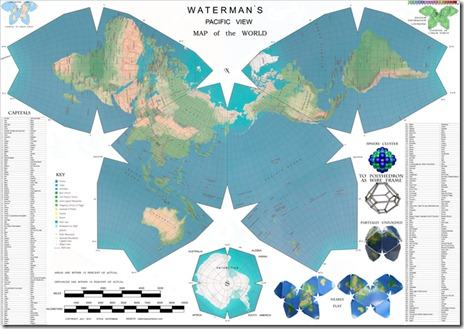 Waterman Projection (Pacific View)