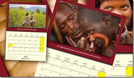 Asociacion Tena Calendar