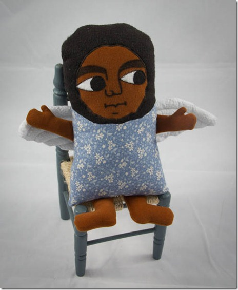 Ethiopian Angel Doll