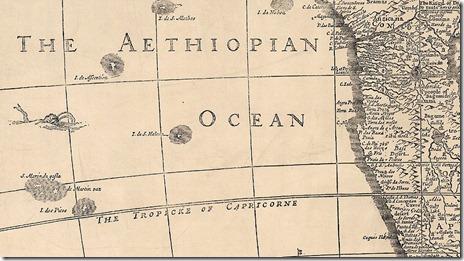 The Ethiopian Ocean - 1625