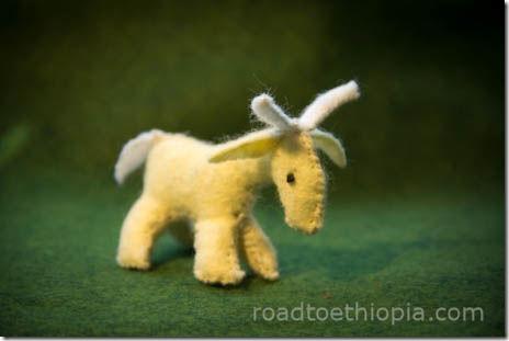 Ethiopian goat