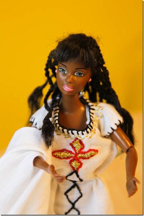 Ethiopian Barbie V1.2 front