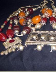Ethiopian necklace