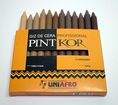 Pintkor crayons