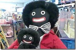 racist doll